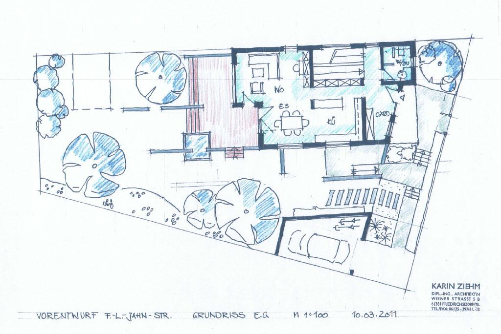 11-001 Kaufbegleitung und Vorentwurf Einfamilienhaus am Dillinger Hang-4